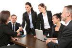 Awans w hierarchii biznesowej